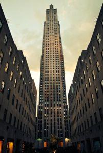 Rockefeller Center by Daniel Walscheid on 500px
