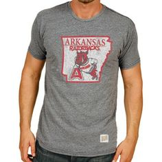 Arkansas Razorbacks Men's Short Sleeve Tee