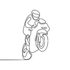 Auto Vector, Tire Vector, Vector Art, Road Vector, Bike Tattoos, Dog Tattoos, Abstract Drawings, Art Drawings, Bike Drawing