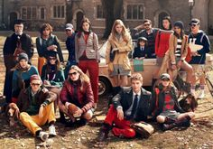 Now in its seventh season, The Hilfigers campaign remains the ultimate personification of the preppy heritage and irreverent spirit of the Tommy Hilfiger brand. The campaign is photographed by Craig McDean, styled by Karl Templer and. Craig Mcdean, Tommy Hilfiger, Hilfiger Denim, Toni Garrn, Preppy Men, Preppy Style, Preppy Fall, Preppy Fashion, Fashion Fall