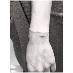 Tiny Wrist Tattoos | POPSUGAR Beauty
