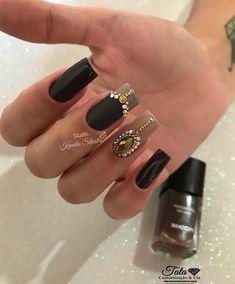Manicure, Nails, Nail Arts, Nail Designs, How To Make, Beauty, White Nail Beds, Art Nails, Perfect Nails
