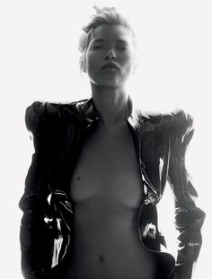 Kate Moss by David Sims for Love No.14