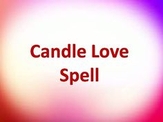 Candles are very useful and very powerful tool for casting spells. In the earlier times people use to dance and perform different types of rituals to evoke natural powers and these powers were designated to perform any kind of task.