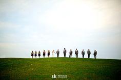 Montrose Harbor : Chicago Wedding Photo Locations
