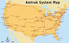 35 Best Amtrak images