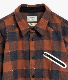 5e1f618a ourCaste | Brown Moose L/s Shirt for Men | Lyst. Denim ShirtsPolo Ralph  LaurenMen ...