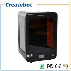 1544.40$  Buy now - http://alibzl.worldwells.pw/go.php?t=32741410082 - High Quality FDM Createbot 3D Printer fully  Assembled Touch Screen MAX 3D printer Kit With Free Filament 1544.40$