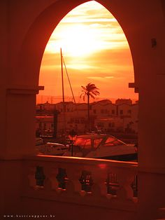 Andalusie, Sunset