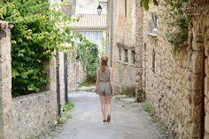 Rebellious yet Romantic - Moustiers Sainte Marie France