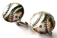 Baseball Pewter Cufflinks QCG. $29.50. Tracking Included. Responsive Communication. Guaranteed 100%. Beautiful Gift Box Included. Quick Processing and Shipping