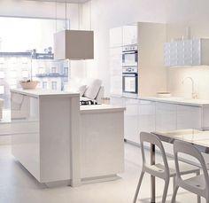 Ikea kitchens using sofielund cabinets google search - Ikea pinzas cocina ...