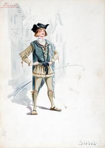 Siebel-Faust; Attilio Comelli