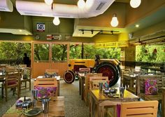 18 Themed Restaurants In Delhi Where The Food And Decor Are Far From Ordinary!
