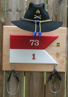 Cavalry+Stetson+and+Spur+Display+by+RobbaWoodCreations+on+Etsy,+$135.00
