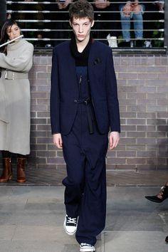 Miharayasuhiro unveiled its Fall/Winter 2017 collection during London Fashion Week Men's.