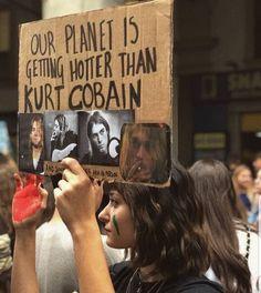 Nacional Rock, Beatles, Nirvana Kurt Cobain, Teenage Dirtbag, Protest Signs, Riot Grrrl, My Vibe, Mood Pics, Alter