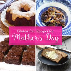 Gluten-Free Recipes for Mother's Day | Detoxinista