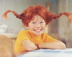 My favorite red-headed, freckle-faced, free-spirited, bad-ass girl from my childhood is headed to the big screen, and I can't wait! Pippi Longstocking, Film Genres, Comedy Tv, Little People, Role Models, Redheads, Childhood Memories, Good Books, Beautiful People