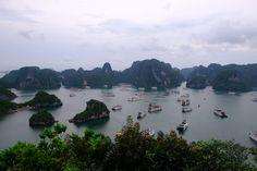 I've always wanted to see Ha Long Bay and over the holidays we travelled through Vietnam with this being one of the first experiences. The place is pretty epic, this cruise was definitely sick and had an awesome itinerary. Thought I'd write a blog about it. More to come soon and feel free to share.