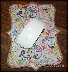 DIY mousepad
