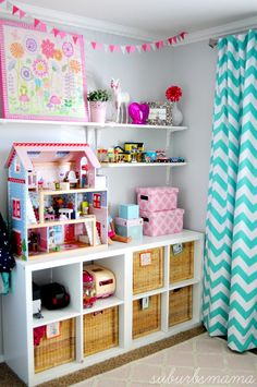 Little Miss Emily got her own room! Yay, we are all excited for this big change. Before this, my two older kidos shared a room, but t...