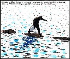 Viñeta: El Roto - 2015-09-01 | Opinión | EL PAÍS
