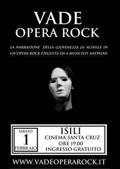 Isili, Teatro Santa Cruz - 1 Febbraio ore 19.00