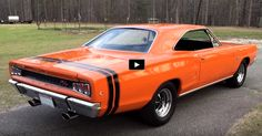 Take a Look at this Gorgeous '68 Dodge Coronet R/T