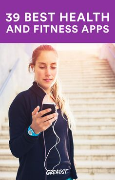 There's an app for just about anything. We dug through hundreds of them to find the ones that... #health #fitness #apps http://greatist.com/fitness/best-health-fitness-apps