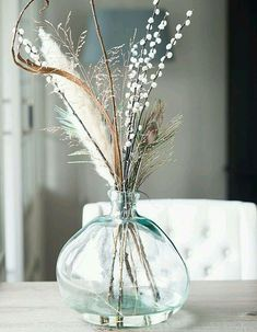 Hygge decor for the holidays baby s breath bouquet girlfriend is better wedding . - Hygge decor for the holidays baby s breath bouquet girlfriend is better wedding decoration - Boho Deco, Hygge Home, Deco Floral, Deco Table, Dried Flowers, Flowers Vase, Flowers Garden, Home Flowers, Table Flowers