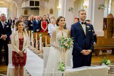 OLGA & TOMASZ - reportaż ślubny, Fotografia: Paweł Traczyk Bridesmaid Dresses, Wedding Dresses, Fashion, Stop It, Fotografia, Bridesmade Dresses, Bride Dresses, Moda, Bridal Gowns
