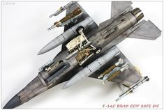 Tamiya 1/48 F-16C Blk50 CCIP
