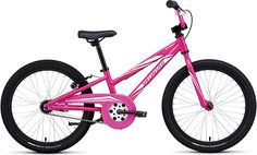 FEATURES The Hotrock 20 Coaster is designed to be fun, safe, and reliable, with kid-friendly features like dependable brakes and low standover height. - The tough, light, and durable Specialized A1 Pr