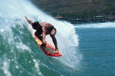 Herbie Fletcher, 1976. Maalaea, Maui.