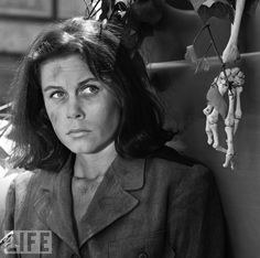"Elizabeth Montgomery stars in ""Two,"" the dystopian fantasy tale that opened Twilight Zone's third season."