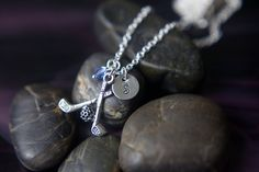 Hey, I found this really awesome Etsy listing at http://www.etsy.com/listing/128880379/sale-golf-necklace-golf-clubs-golfer