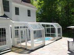Home Pool, Spa Enclosures, Swimspa Cover