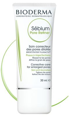 BIODERMA Sebium Pore Refiner Healing preparation pores 30ml, best pore minimizer