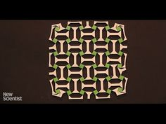 Material that can grow when stretched is inspired by Islamic art - YouTube