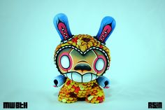MWBTH - Dunny - Toy Art