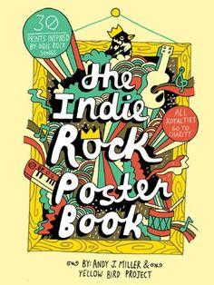 Indie Rock Poster Book  Reviews