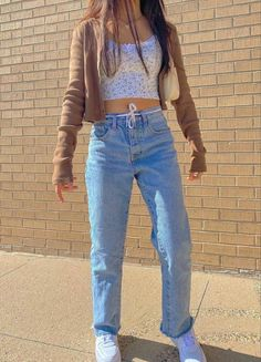 Indie Outfits, Teen Fashion Outfits, Retro Outfits, Cute Casual Outfits, Vintage Outfits, Summer Outfits, Girly Outfits, Aesthetic Fashion, Look Fashion