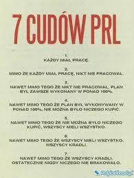 7 cudów PRL-u
