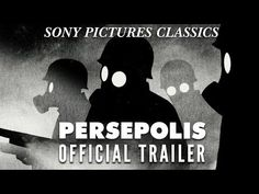 (71) Persepolis | Official Trailer (2007) - YouTube Walt Disney Studios, Cool Animations, Official Trailer, Just Kidding, Movie Trailers, Social Justice, Getting Old, Art School, Vulnerability