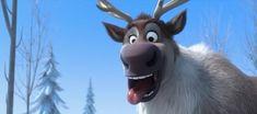 Sven - Frozen disney movie reindeer are better than people Sven Frozen, Frozen Disney, Disney Pixar, Frozen Movie, Disney Facts, Disney Magic, Disney Characters, Frozen 2013, Disney Quotes