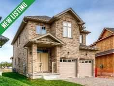 STUNNING ALL BRICK - 2014 built Aberdeen, 3 Bed, 3 Bathroom, Family home with LOADS of upgrades! Aberdeen, Brick, Home And Family, Real Estate, Cabin, Homes, Mansions, Bathroom, House Styles