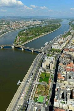 Located on a long island on Danube River, the historical Margaret Island is a notable landmark of Budapest. Budapest City, Budapest Travel, Oh The Places You'll Go, Places To Visit, Capital Of Hungary, Hungary Travel, Heart Of Europe, Danube River, Seen