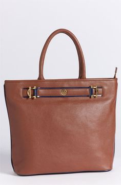 Tory Burch 'Horsebit Jaden' Tote   Nordstrom- Love this everyday tote priced at 349 for the anniversary sale