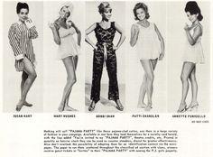 """wardrobe from """"Pajama Party"""""""